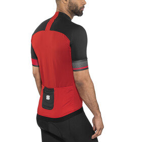 Sportful Strike Jersey Men red/black